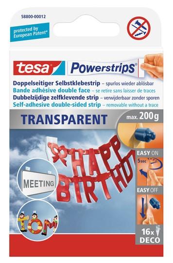 tesa Powerstrips Deco 16 Stk