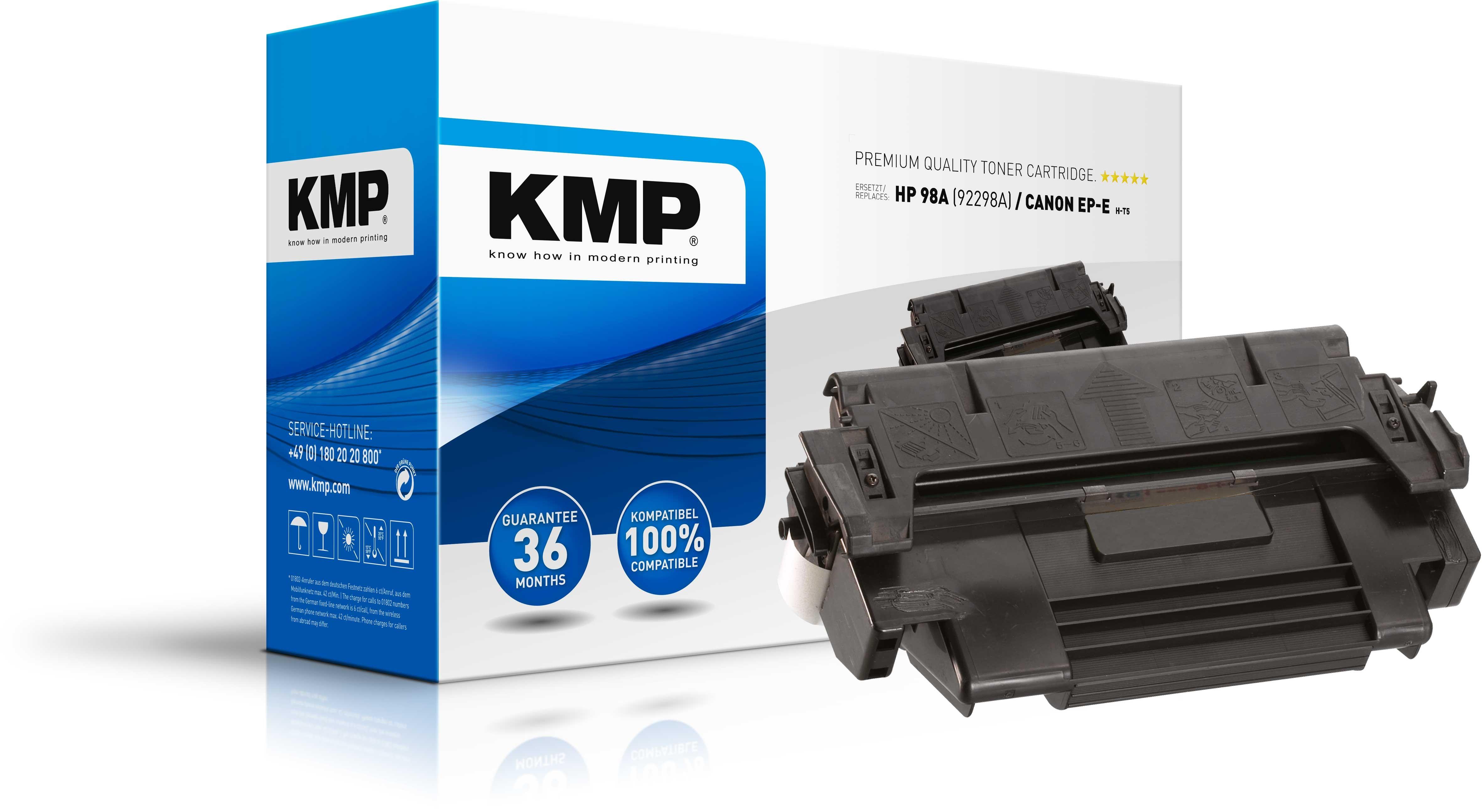 Vorschau: KMP Toner für HP 92274A Laserjet 4 / 4M / 4MX / 5 EP-E