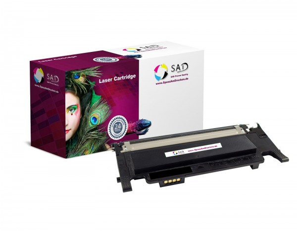 SAD Toner für Samsung CLT-K4072S CLP 320 325 etc. black