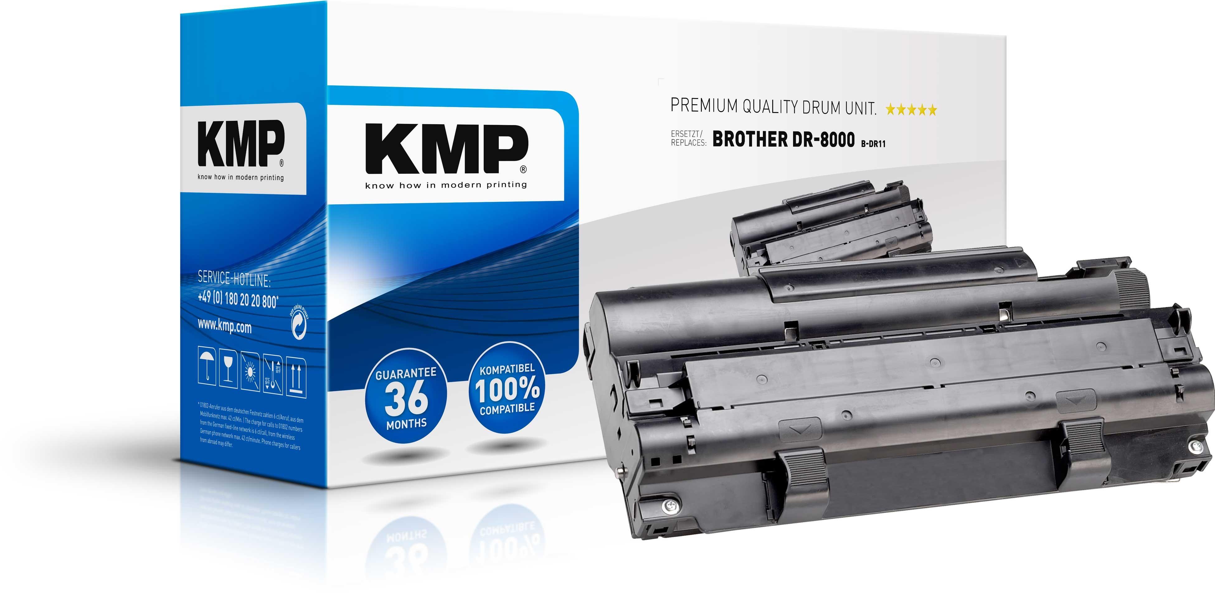 KMP Trommeleinheit für Brother DR-8000 Fax 8070P MFC-4800