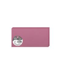 Clairefontaine 22555C Packung mit 25 Doppelkarten 210g (106 x 213) - hortensiarosa