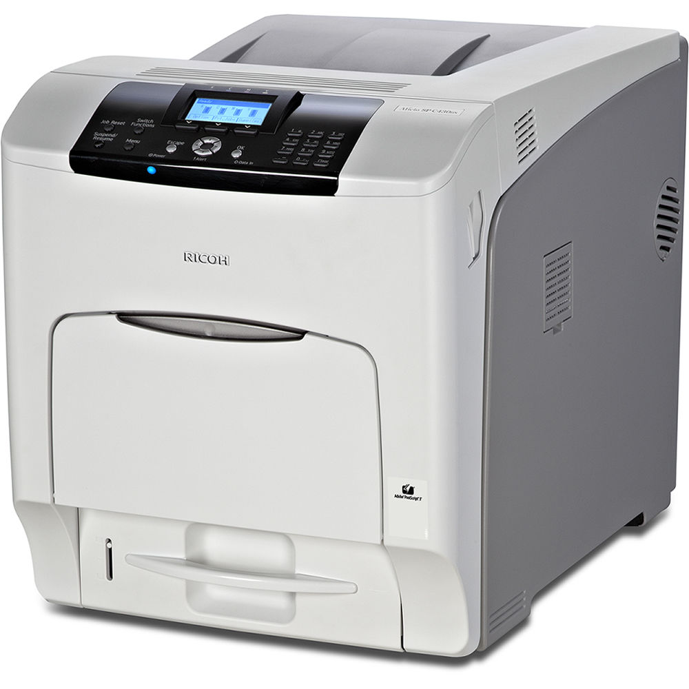 Ricoh Aficio SP C431 DN Farbdrucker