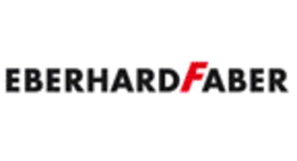 EberhardFaber Doppelspitzdose Winner dreiflächig rot